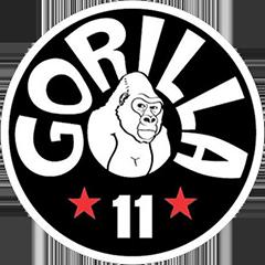 Gorilla 11(bar)